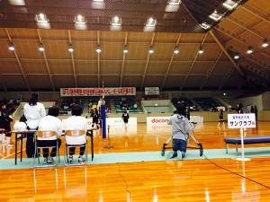 WTV旗争奪和歌山県家庭婦人バレーボール選手権大会