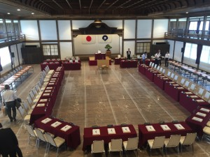 和歌山県議会平成28年6月定例会 会場設営業務