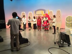 サンテレビ『午後キュン!』」出演パブリシティ