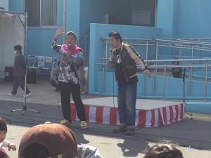 和歌浦漁港 第20回朝市『しらすまつり』