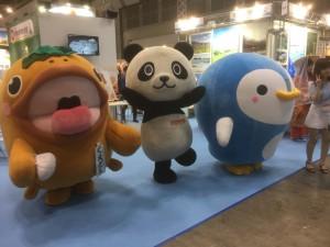 ツーリズムEXPOジャパン2017和歌山県ブース装飾・イベント業務