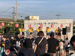 木本地区 「第1回夏祭り」